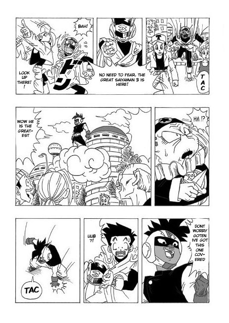 Dragon Ball dj - Dragon Ball AF 2 Page 2