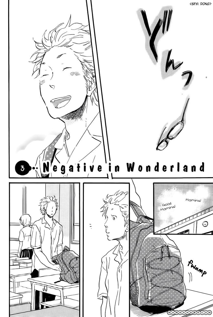 Negative-kun to Positive-kun 3 Page 3