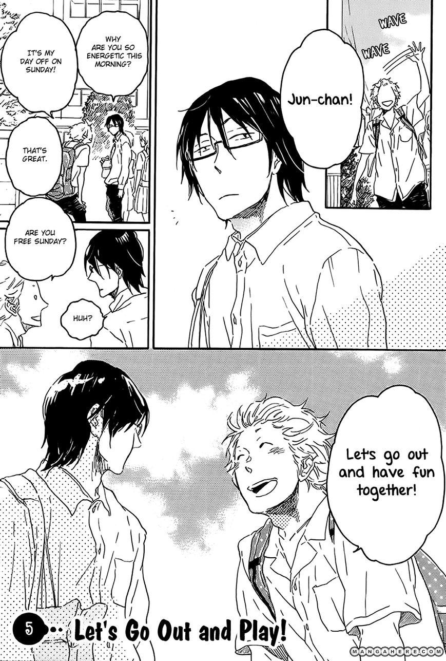 Negative-kun to Positive-kun 5 Page 2