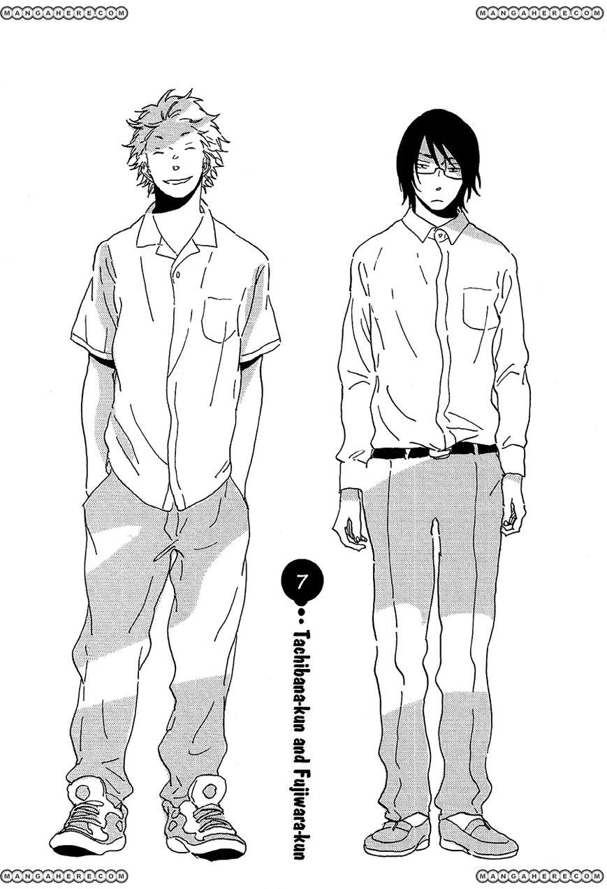 Negative-kun to Positive-kun 7 Page 3