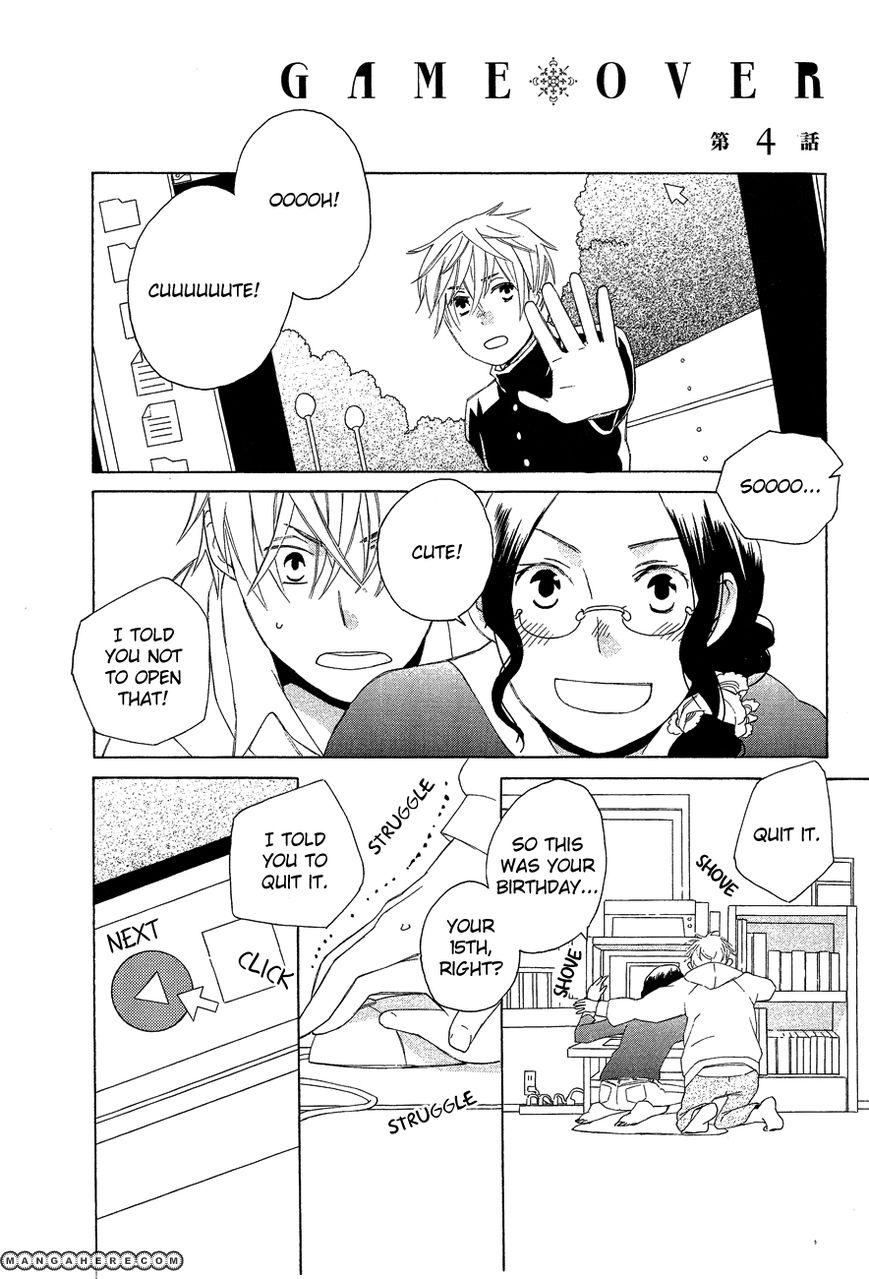 Game Over (MIZUTANI Fuka) 4 Page 2