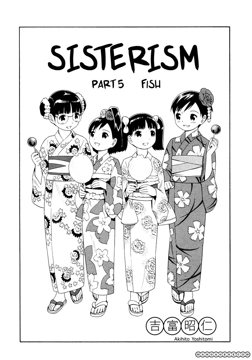 Sisterism 5 Page 2