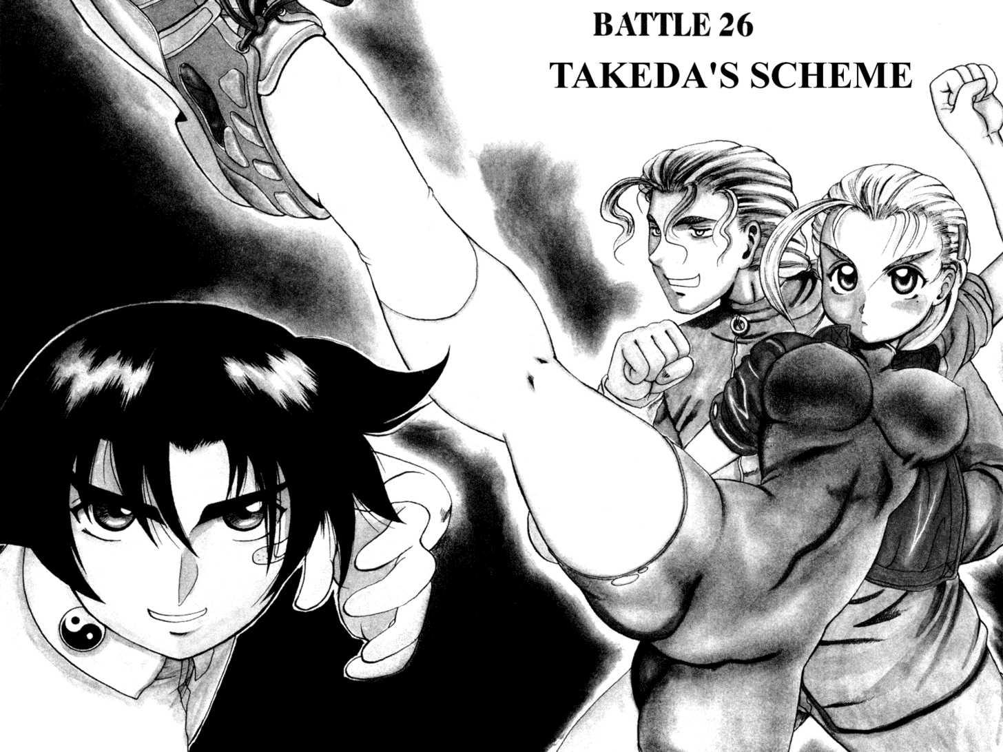 Historys Strongest Disciple Kenichi 26 Page 2