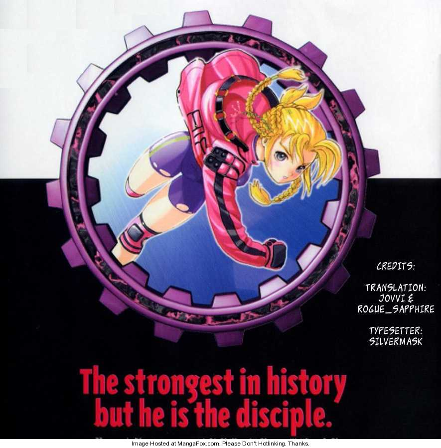 Historys Strongest Disciple Kenichi 166 Page 1