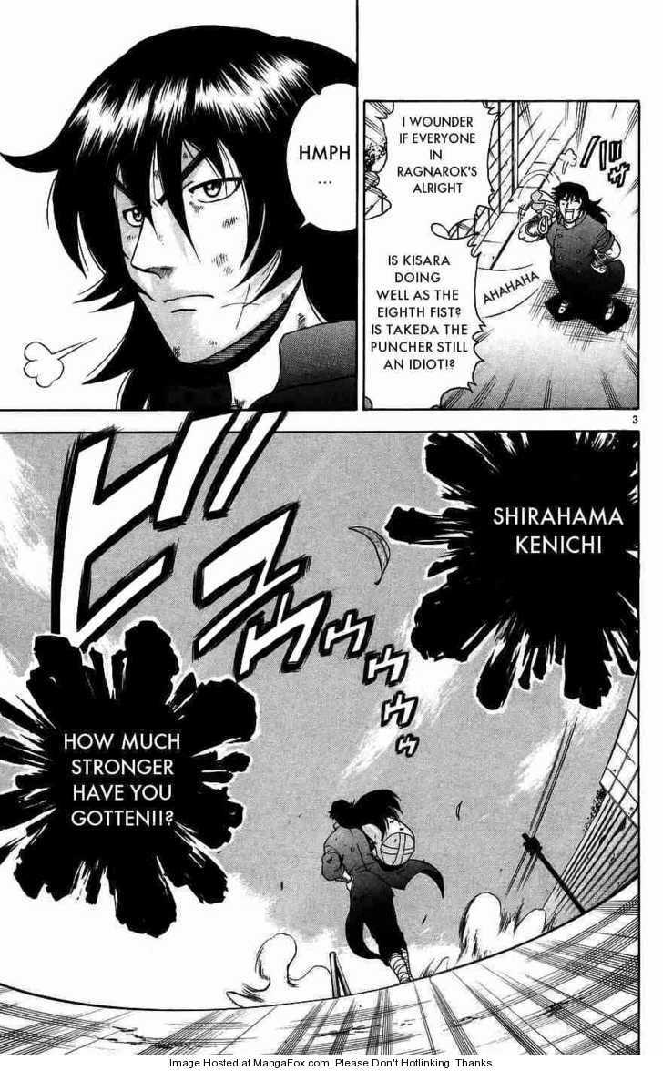 Historys Strongest Disciple Kenichi 168 Page 3