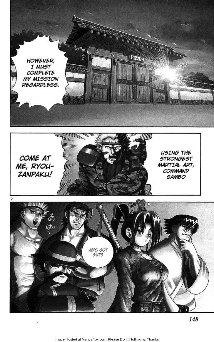 Historys Strongest Disciple Kenichi 178 Page 2