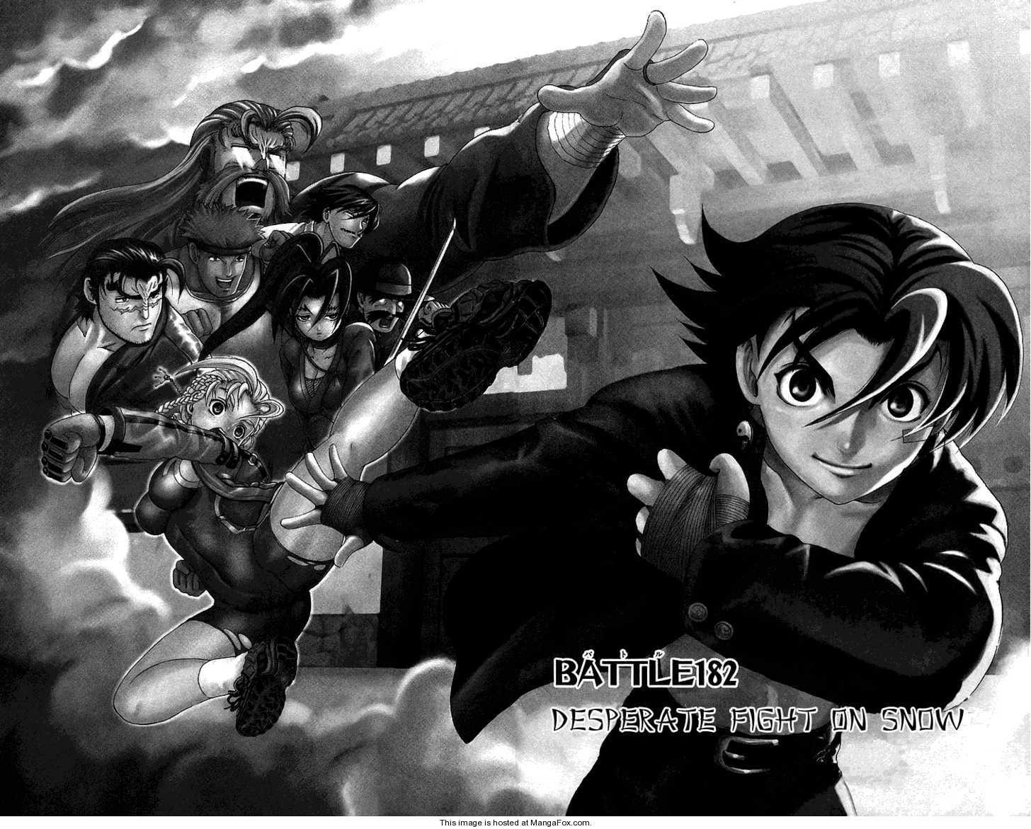 Historys Strongest Disciple Kenichi 182 Page 2