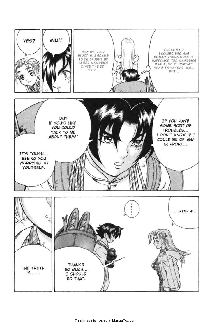 Historys Strongest Disciple Kenichi 191 Page 4