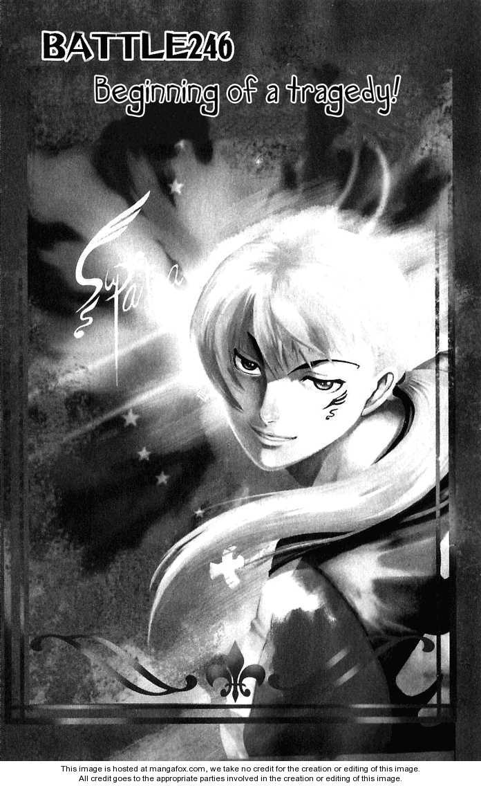 Historys Strongest Disciple Kenichi 246 Page 1