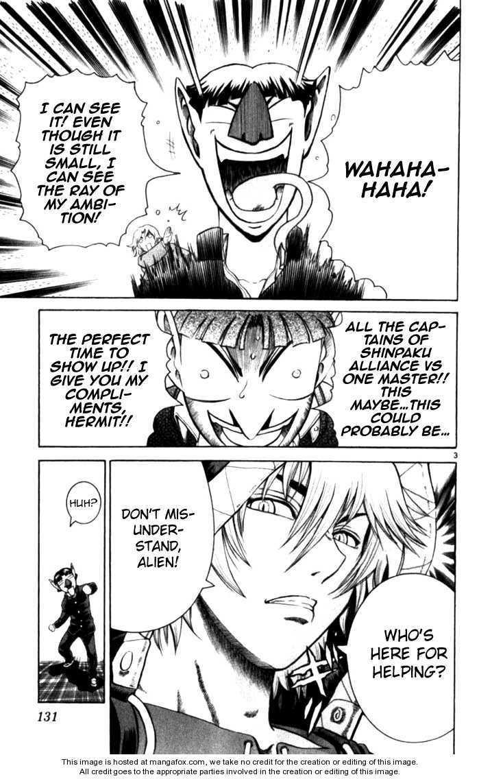 Historys Strongest Disciple Kenichi 255 Page 3