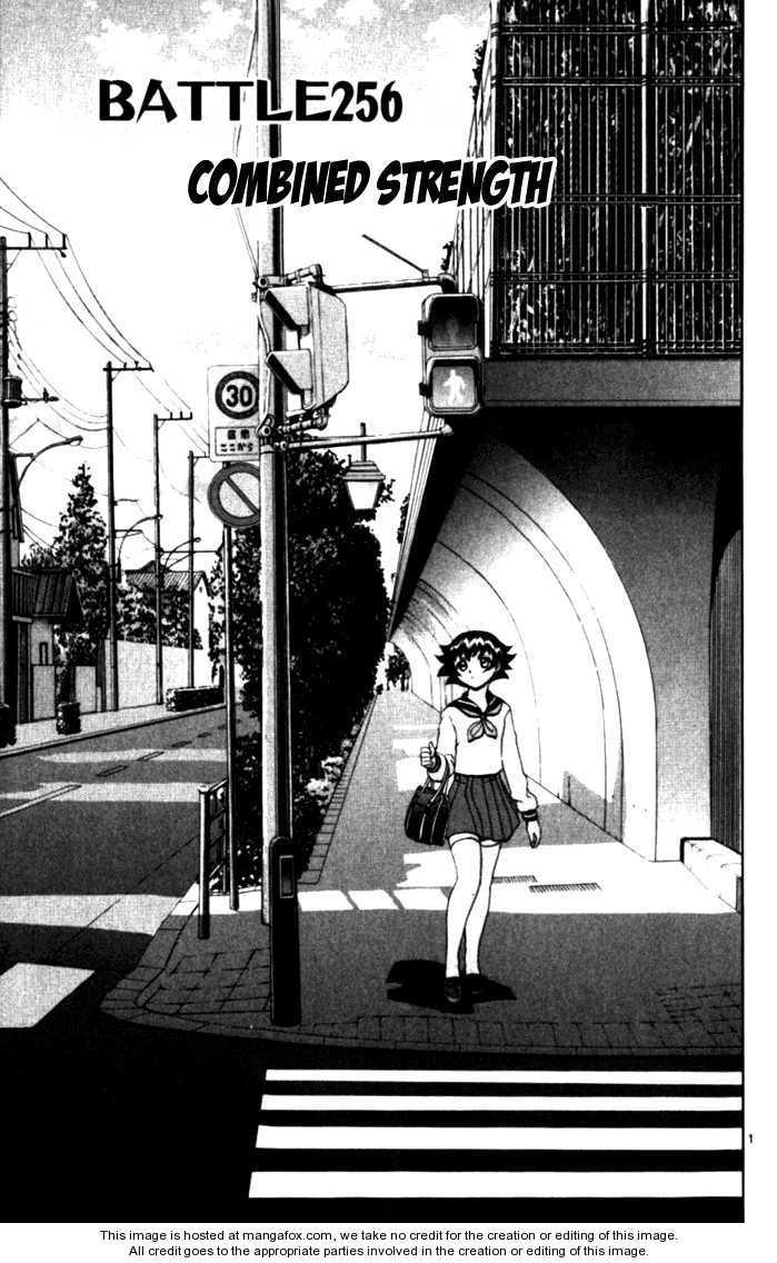 Historys Strongest Disciple Kenichi 256 Page 1