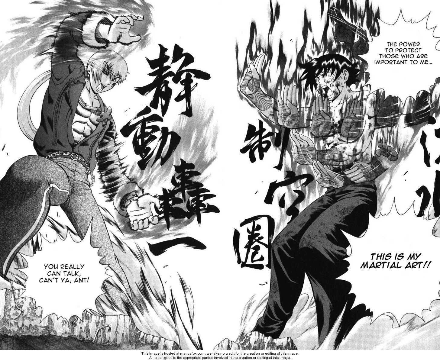 Historys Strongest Disciple Kenichi 260 Page 2
