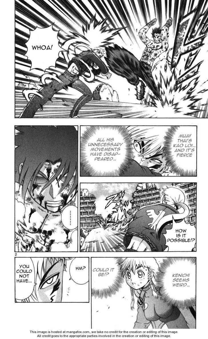 Historys Strongest Disciple Kenichi 261 Page 2