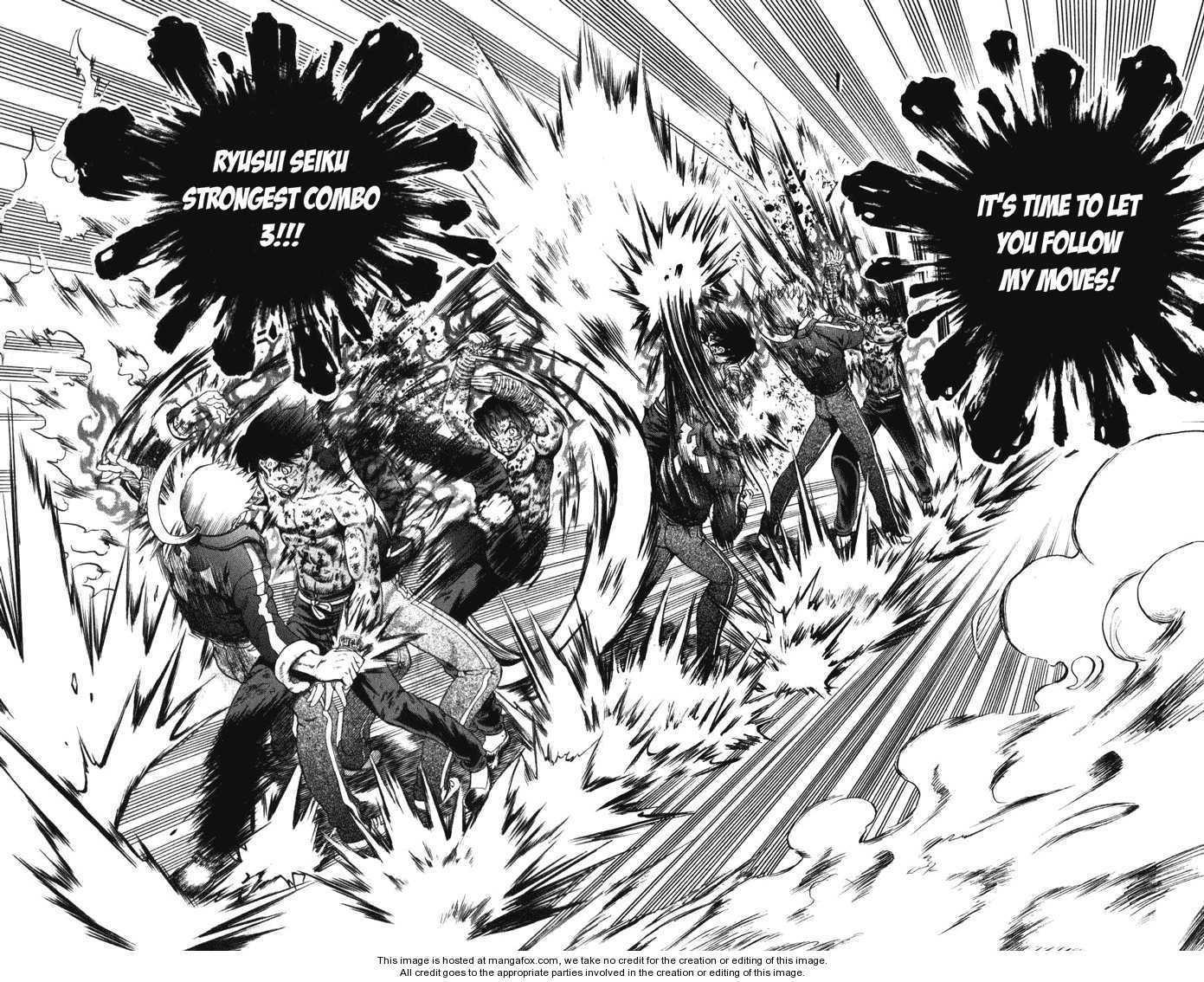 Historys Strongest Disciple Kenichi 262 Page 6