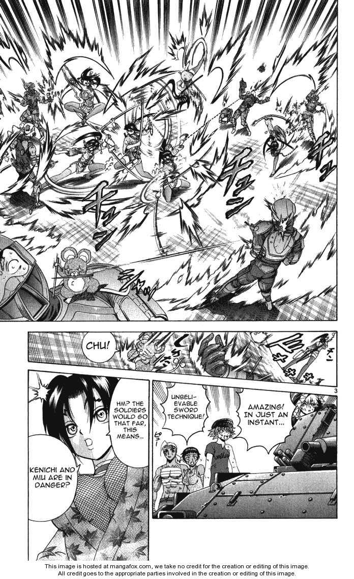Historys Strongest Disciple Kenichi 264 Page 3
