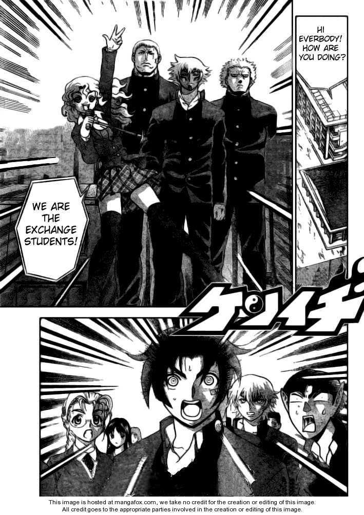 Historys Strongest Disciple Kenichi 268 Page 1