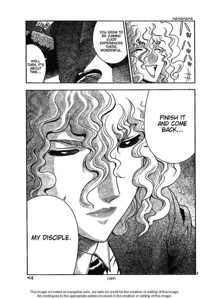 Historys Strongest Disciple Kenichi 295 Page 3