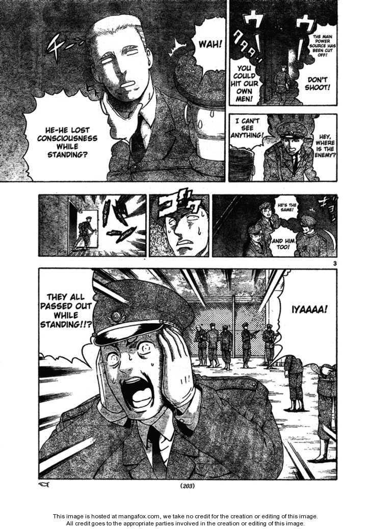 Historys Strongest Disciple Kenichi 297 Page 3