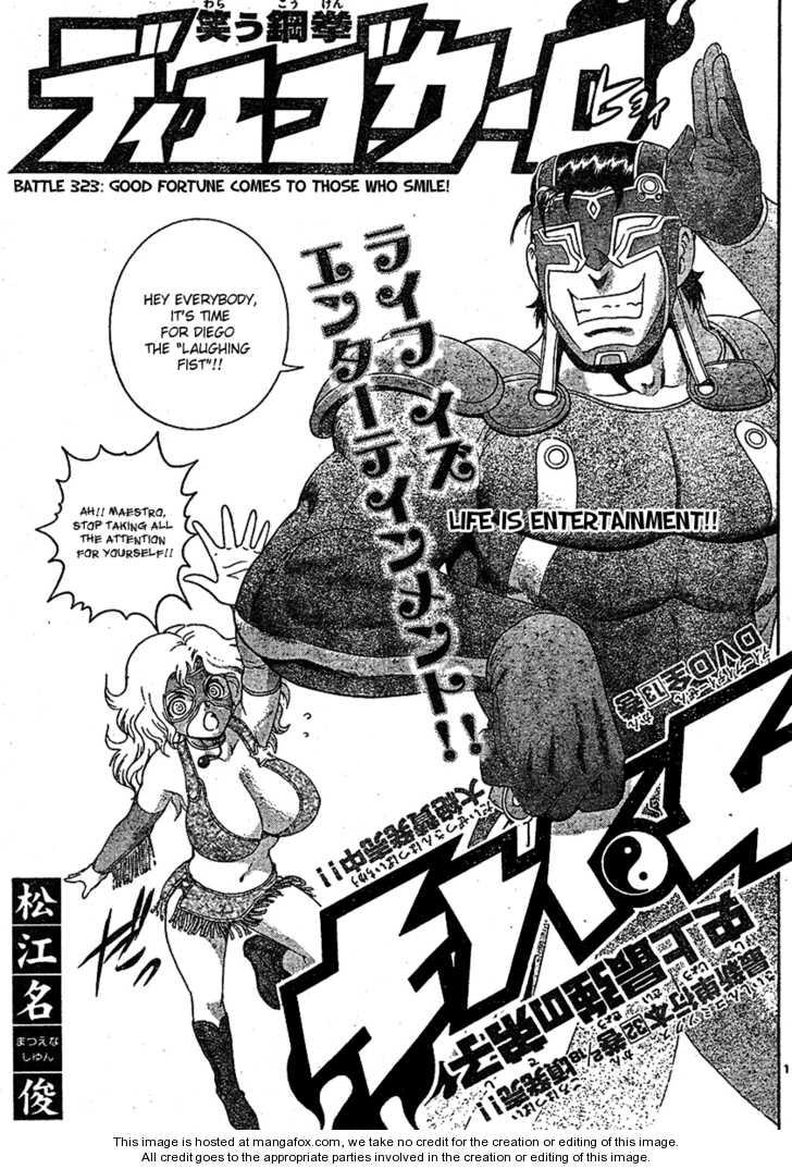 Historys Strongest Disciple Kenichi 323 Page 2