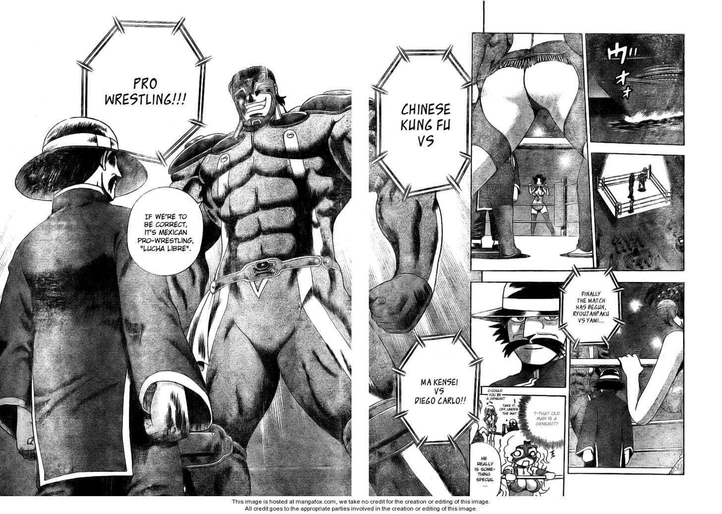 Historys Strongest Disciple Kenichi 327 Page 2