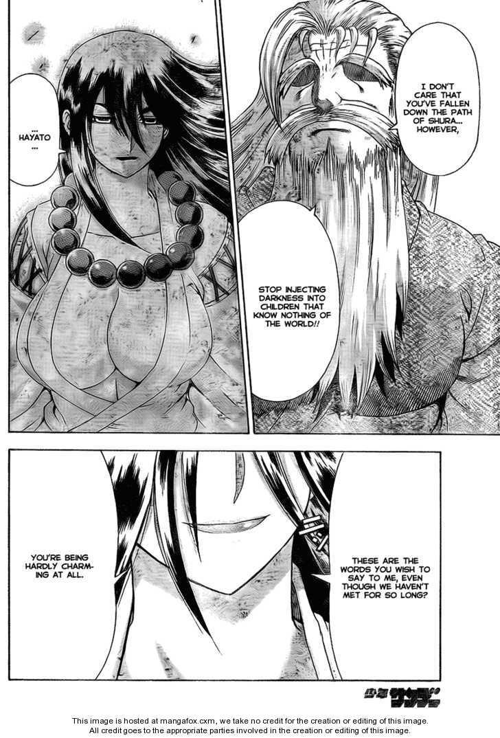Historys Strongest Disciple Kenichi 346 Page 4