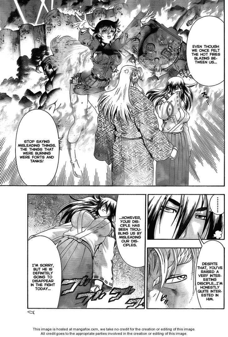 Historys Strongest Disciple Kenichi 346 Page 5