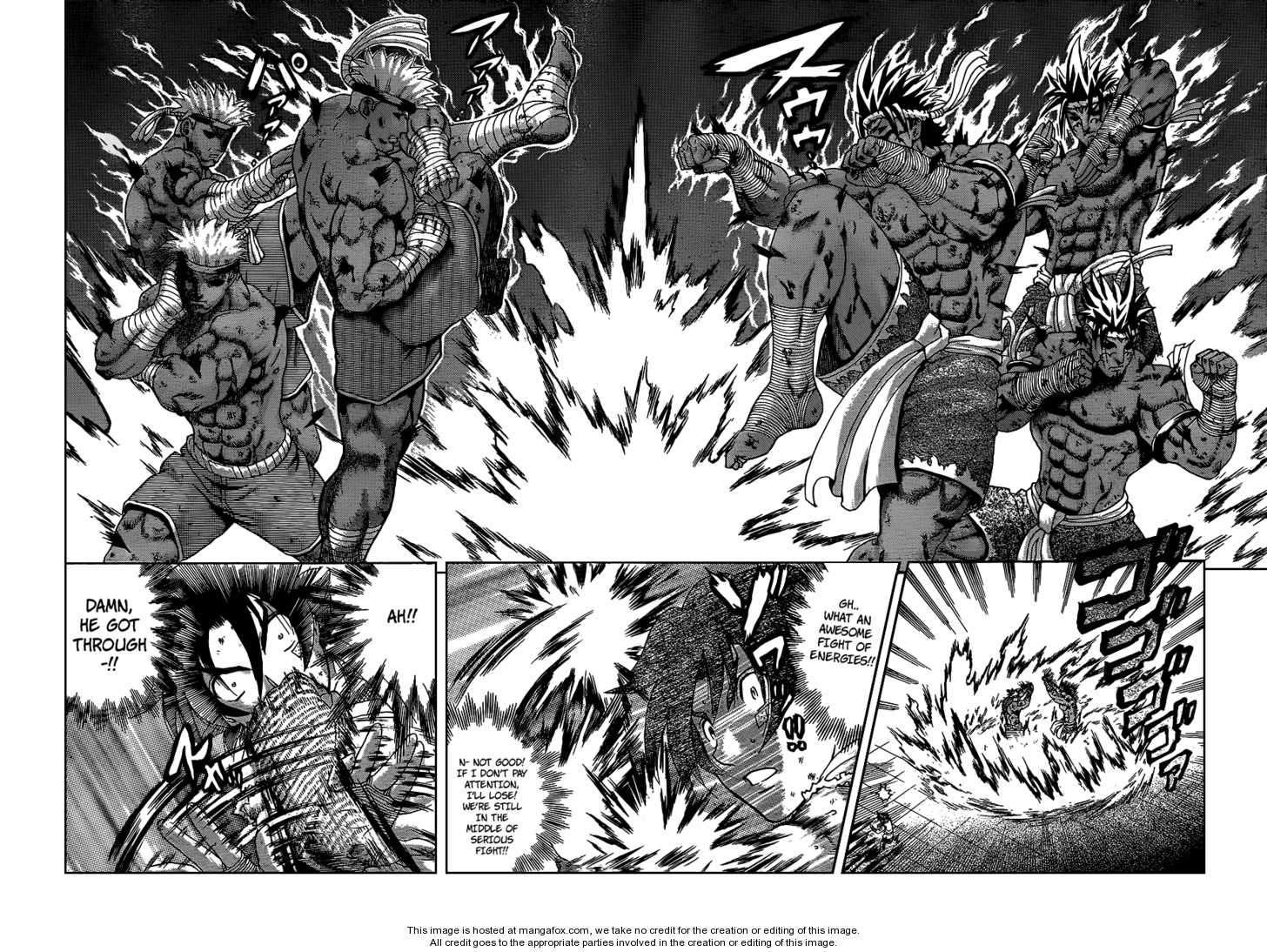 Historys Strongest Disciple Kenichi 400 Page 3
