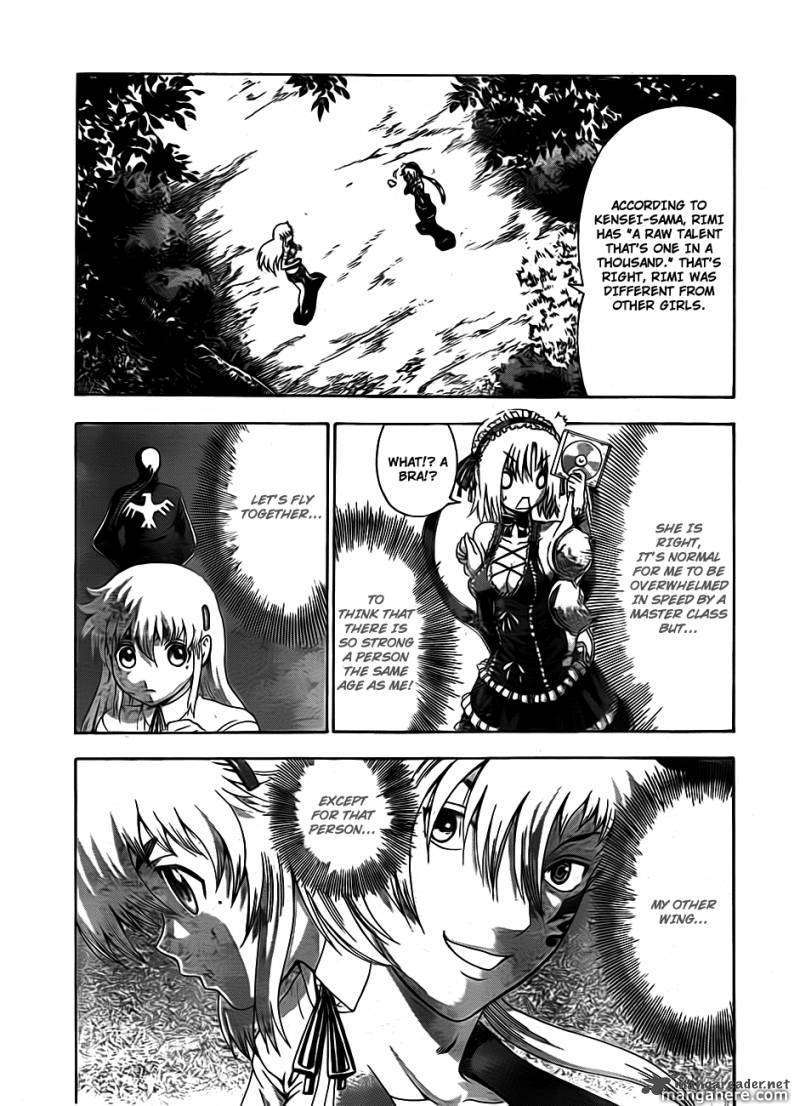 Historys Strongest Disciple Kenichi 417 Page 3