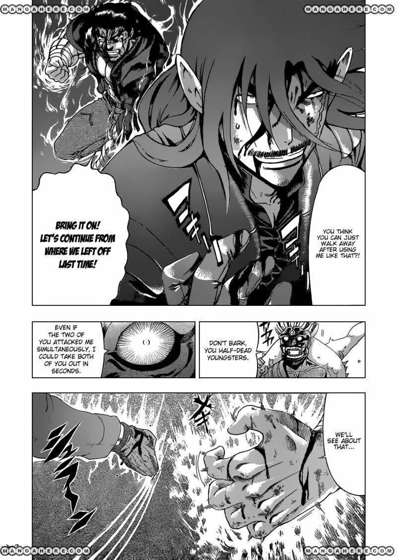 Historys Strongest Disciple Kenichi 446 Page 15