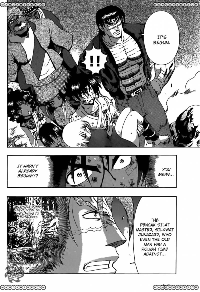 Historys Strongest Disciple Kenichi 469 Page 1