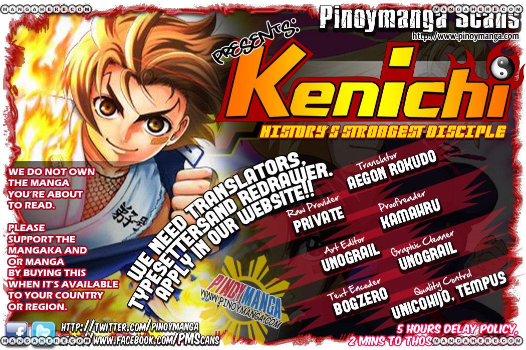 Historys Strongest Disciple Kenichi 476 Page 1