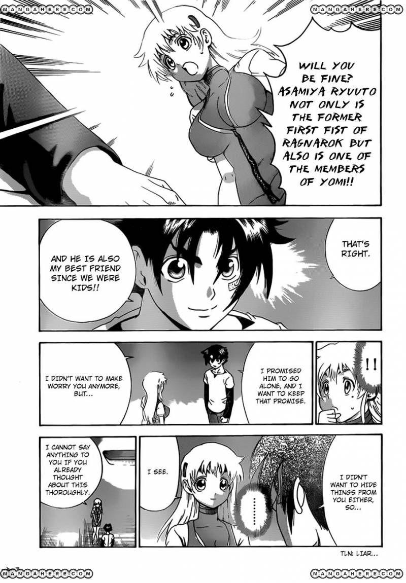 Historys Strongest Disciple Kenichi 482 Page 3
