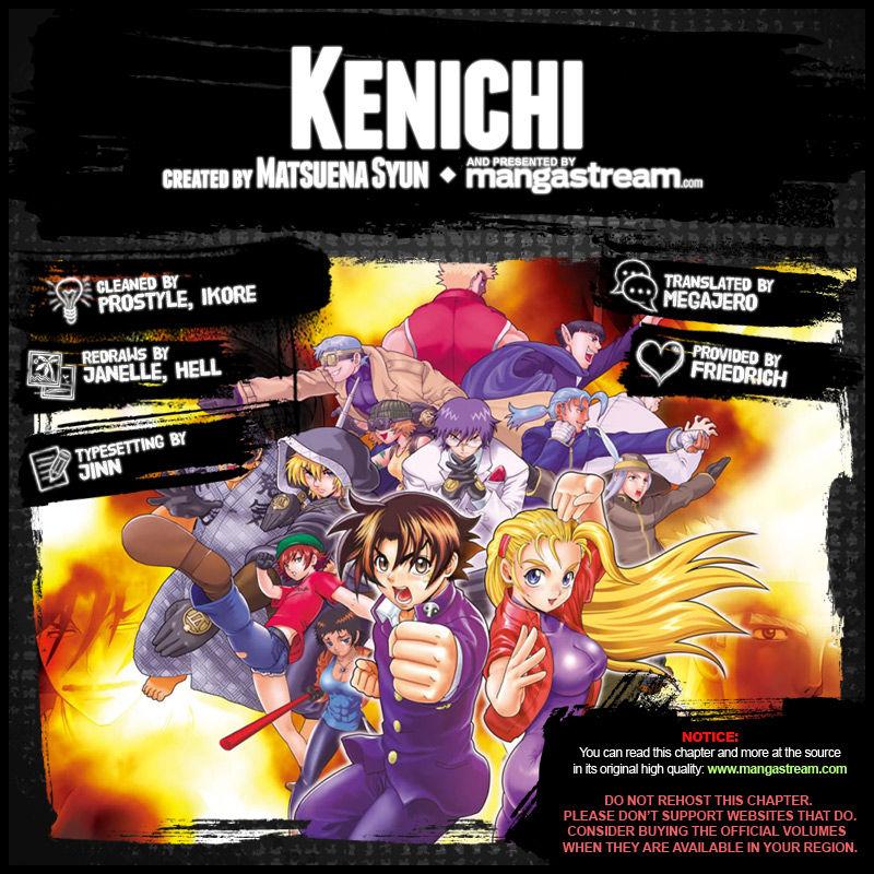 Historys Strongest Disciple Kenichi 522 Page 2