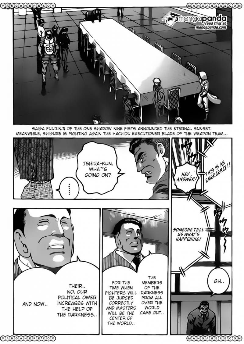 Historys Strongest Disciple Kenichi 540 Page 2