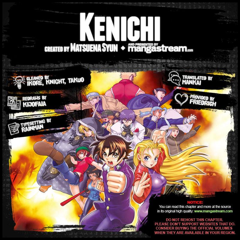 Historys Strongest Disciple Kenichi 552 Page 2