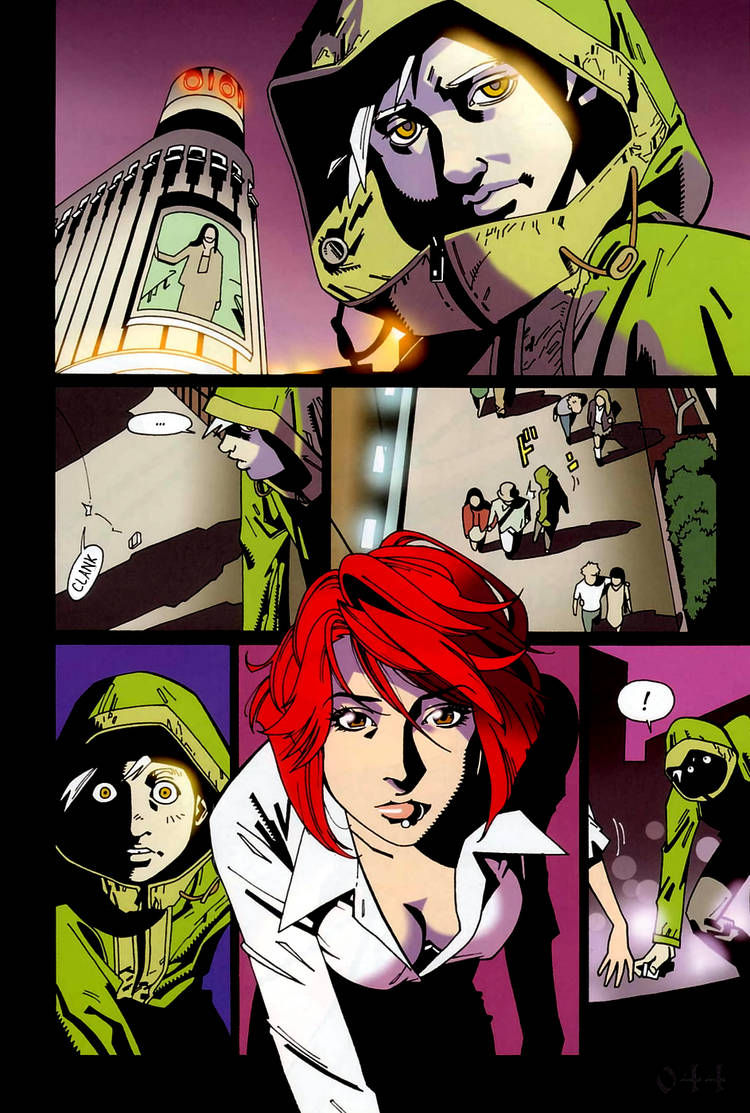 Bloody Mary 3 Page 2