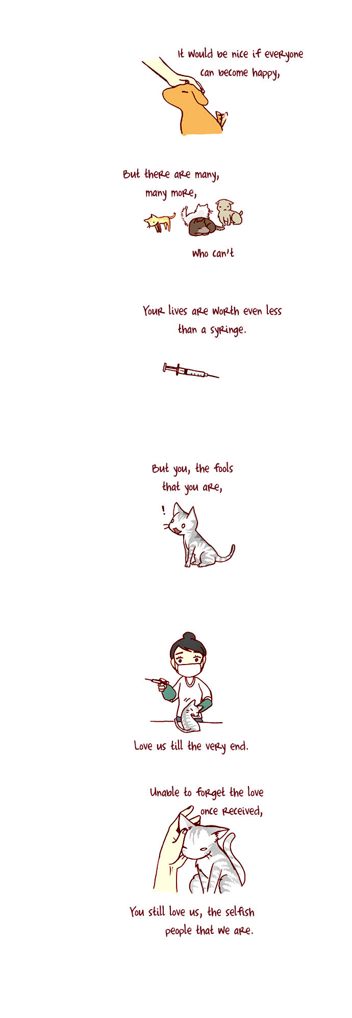 My Young Cat and My Old Dog 10 Page 2