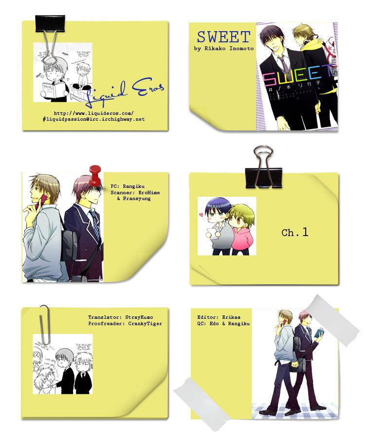 Sweet (INOMOTO Rikako) 1 Page 1