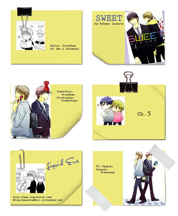 Sweet (INOMOTO Rikako) 5 Page 1