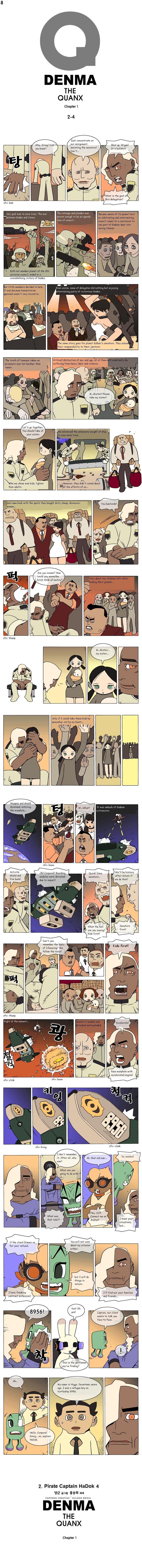 Denma 8 Page 1