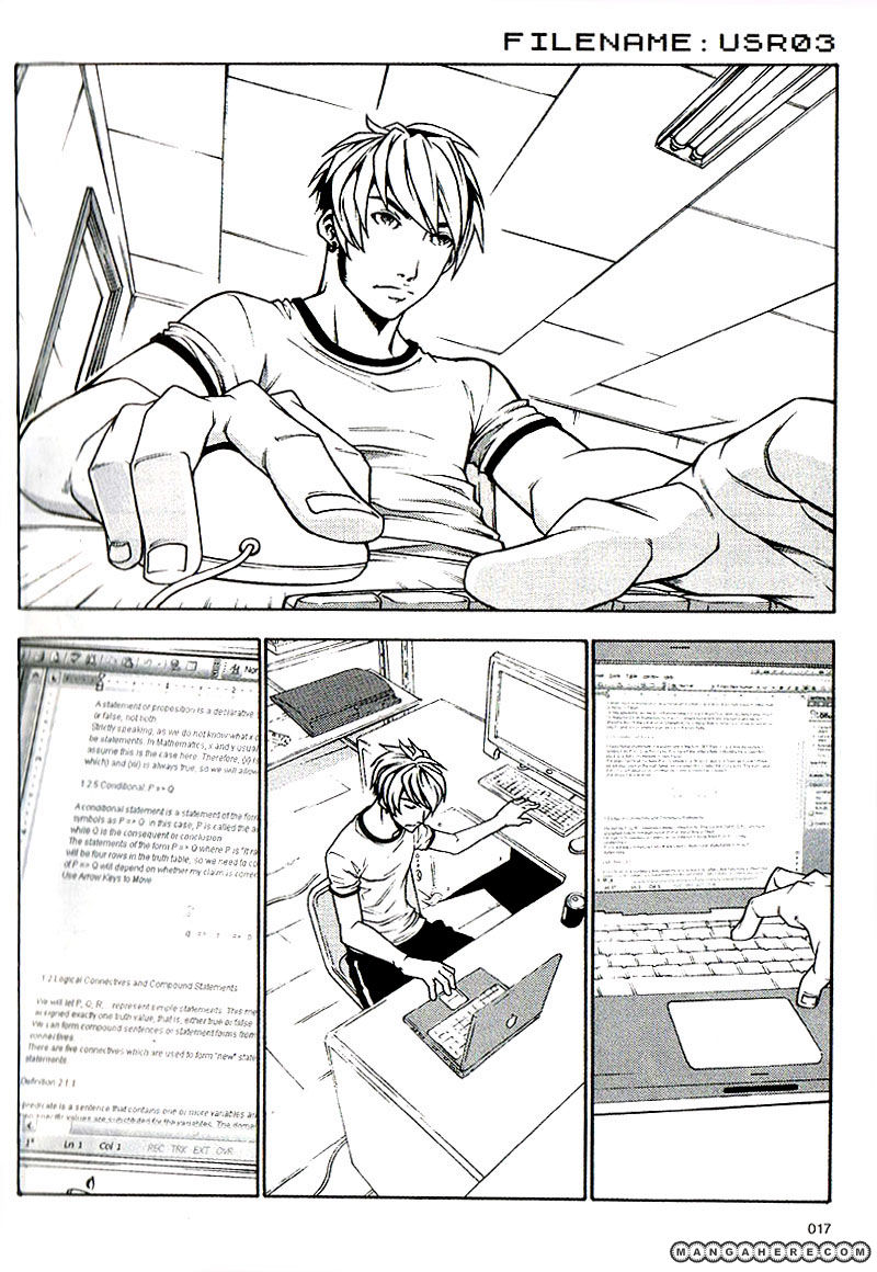 User 3 Page 1