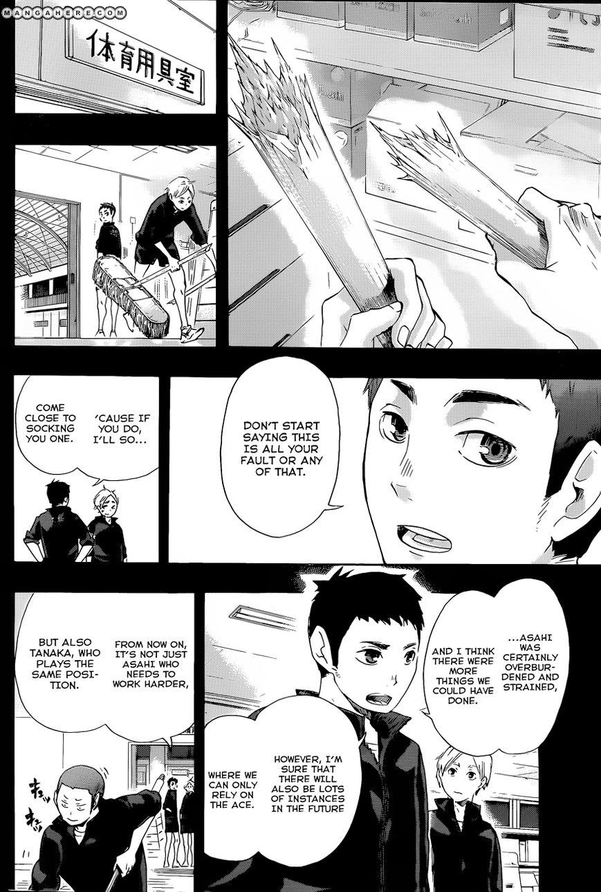 Haikyu!! 21 Page 6