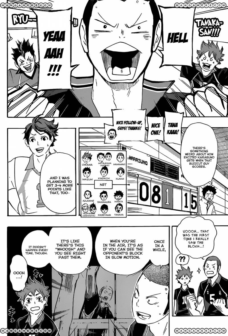 Haikyu!! 53 Page 3