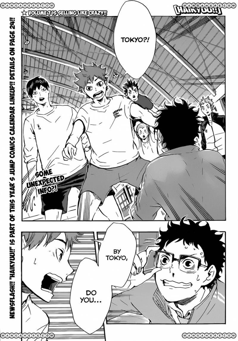 Haikyu!! 72 Page 2