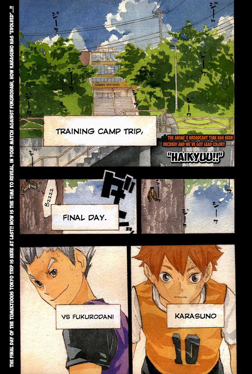 Haikyu!! 93 Page 2
