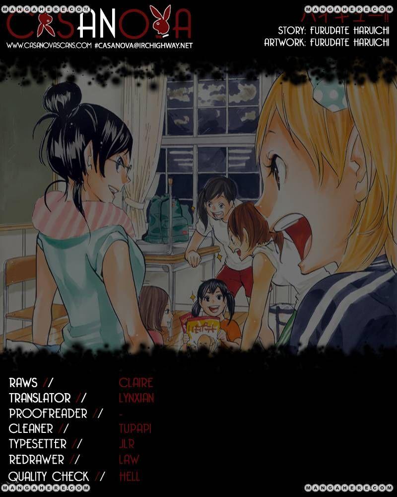 Haikyu!! 113 Page 1