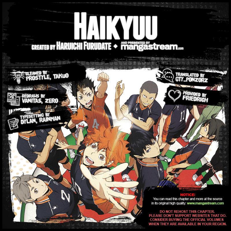 Haikyu!! 231 Page 1