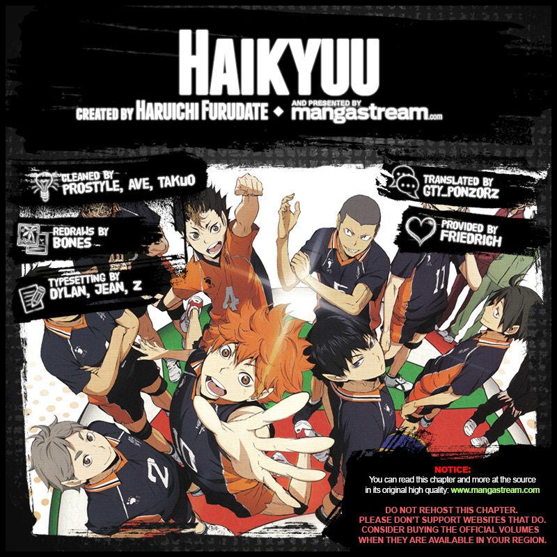 Haikyu!! 240 Page 2