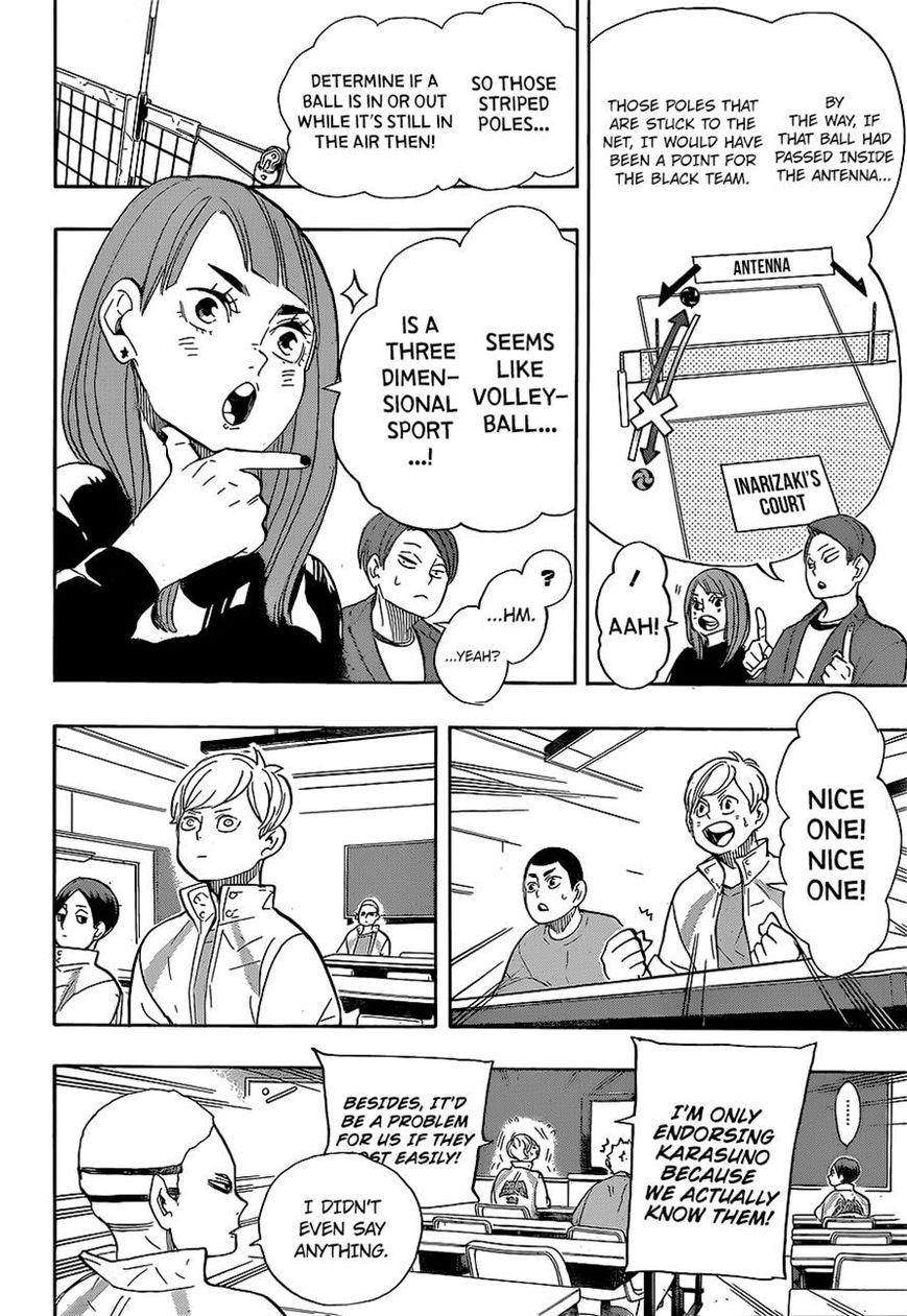 Haikyu!! 261 Page 2