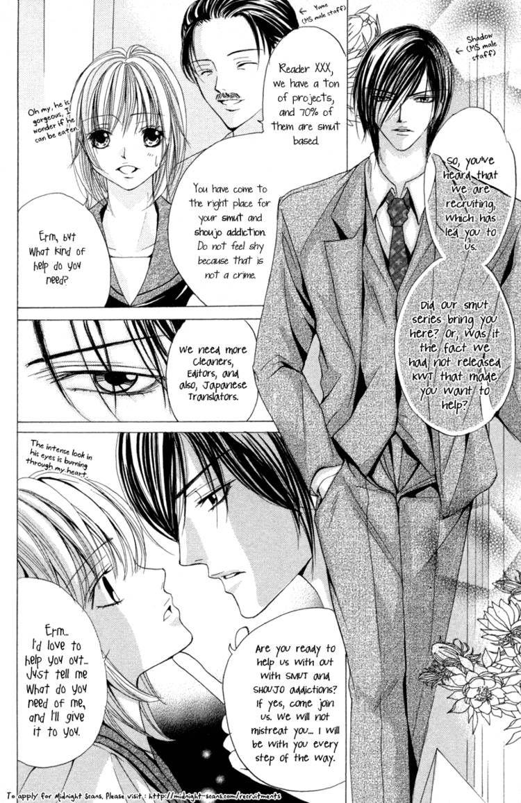 Yuujou Survival! 3 Page 3